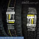 Nitto Terra Grappler 265 65 17 tires