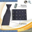 Necktie SPY CAMERA (4GB) (30fps) with Remote Control