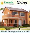 Camella Homes in Molino Bacoor Cavite House and lot DRINA
