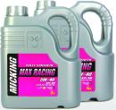Fully Synthetic Oil Micking Max Racing API SM 5w-40 Gasoline