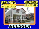 Alessia- House and Lot at Citihomes, Gen. Trias, Cavitehomes