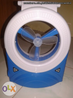 Rechargeable Fan and Lamp