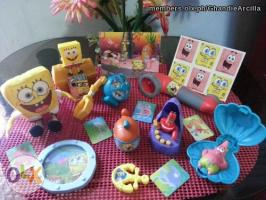 McDo Happy Meal Toy Collectibles SpongeBob Squarepants