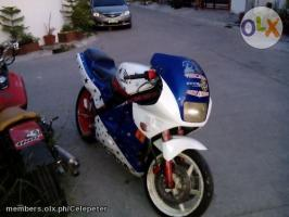 Honda Vfr Nc24 400 Sale Or Swap