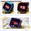LED Fashion Digital Touchscreen Watch Unisex