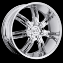 VCT Mafioso wheels 24x10